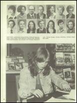 1975 Wayne Memorial High School Yearbook Page 50 & 51