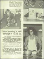 1975 Wayne Memorial High School Yearbook Page 62 & 63