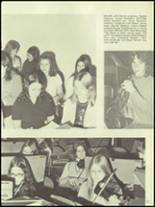 1975 Wayne Memorial High School Yearbook Page 66 & 67