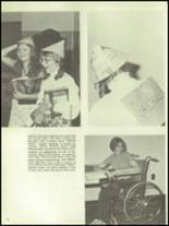 1975 Wayne Memorial High School Yearbook Page 78 & 79