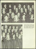 1975 Wayne Memorial High School Yearbook Page 86 & 87