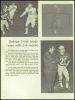 1975 Wayne Memorial High School Yearbook Page 100 & 101
