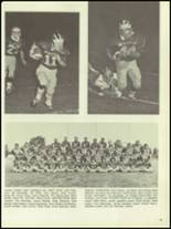 1975 Wayne Memorial High School Yearbook Page 102 & 103