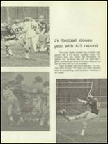 1975 Wayne Memorial High School Yearbook Page 104 & 105
