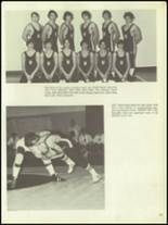 1975 Wayne Memorial High School Yearbook Page 112 & 113