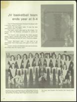 1975 Wayne Memorial High School Yearbook Page 120 & 121