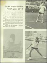 1975 Wayne Memorial High School Yearbook Page 122 & 123