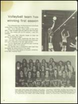 1975 Wayne Memorial High School Yearbook Page 128 & 129