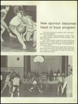 1975 Wayne Memorial High School Yearbook Page 132 & 133