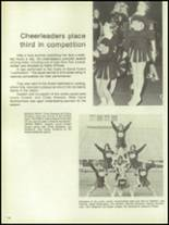 1975 Wayne Memorial High School Yearbook Page 134 & 135