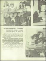 1975 Wayne Memorial High School Yearbook Page 136 & 137