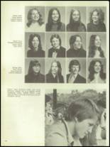 1975 Wayne Memorial High School Yearbook Page 142 & 143