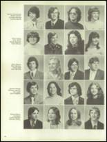 1975 Wayne Memorial High School Yearbook Page 144 & 145