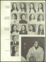 1975 Wayne Memorial High School Yearbook Page 148 & 149