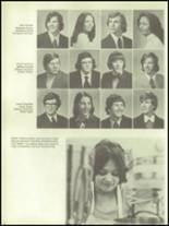 1975 Wayne Memorial High School Yearbook Page 154 & 155
