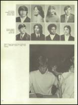 1975 Wayne Memorial High School Yearbook Page 160 & 161