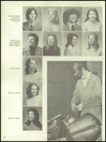 1975 Wayne Memorial High School Yearbook Page 162 & 163
