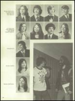 1975 Wayne Memorial High School Yearbook Page 172 & 173