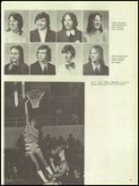 1975 Wayne Memorial High School Yearbook Page 180 & 181