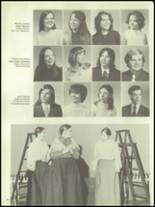1975 Wayne Memorial High School Yearbook Page 186 & 187