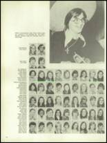 1975 Wayne Memorial High School Yearbook Page 222 & 223