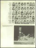 1975 Wayne Memorial High School Yearbook Page 232 & 233