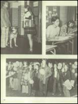 1975 Wayne Memorial High School Yearbook Page 254 & 255
