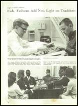 1971 Culpeper County High School Yearbook Page 10 & 11