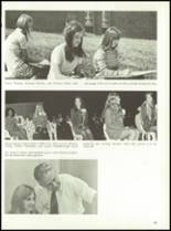 1971 Culpeper County High School Yearbook Page 16 & 17