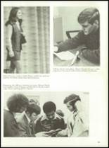 1971 Culpeper County High School Yearbook Page 22 & 23