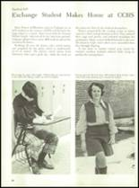1971 Culpeper County High School Yearbook Page 24 & 25