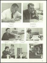 1971 Culpeper County High School Yearbook Page 28 & 29