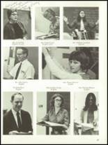 1971 Culpeper County High School Yearbook Page 30 & 31