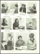 1971 Culpeper County High School Yearbook Page 32 & 33
