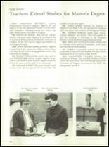 1971 Culpeper County High School Yearbook Page 34 & 35