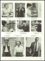 1971 Culpeper County High School Yearbook Page 36 & 37