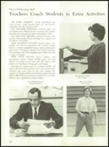 1971 Culpeper County High School Yearbook Page 38 & 39
