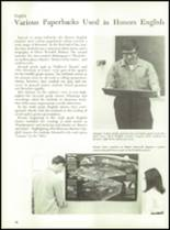 1971 Culpeper County High School Yearbook Page 42 & 43