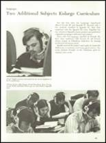 1971 Culpeper County High School Yearbook Page 46 & 47