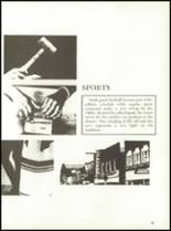 1971 Culpeper County High School Yearbook Page 50 & 51