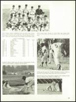 1971 Culpeper County High School Yearbook Page 52 & 53