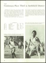 1971 Culpeper County High School Yearbook Page 54 & 55