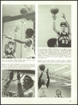 1971 Culpeper County High School Yearbook Page 66 & 67