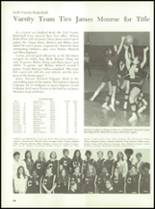 1971 Culpeper County High School Yearbook Page 70 & 71