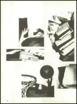 1971 Culpeper County High School Yearbook Page 74 & 75