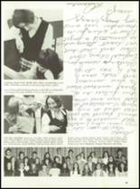 1971 Culpeper County High School Yearbook Page 78 & 79