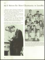 1971 Culpeper County High School Yearbook Page 84 & 85