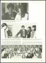 1971 Culpeper County High School Yearbook Page 98 & 99
