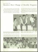 1971 Culpeper County High School Yearbook Page 100 & 101