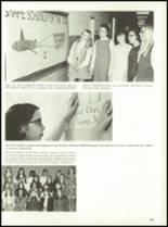 1971 Culpeper County High School Yearbook Page 104 & 105
